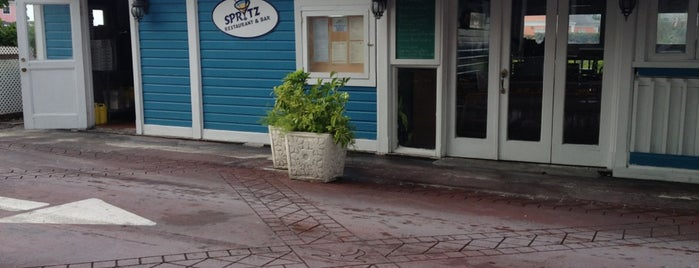 Spritz Bar & Restaurant is one of Bahamas.
