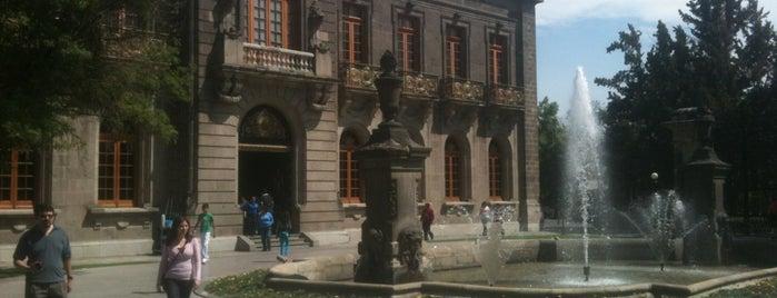 Museo Nacional de Antropología is one of CDMX.