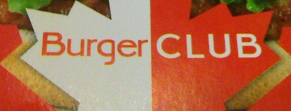 Burger Club is one of Киев.