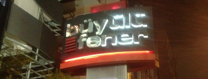 Büyülü Fener is one of Lugares favoritos de Uğur.