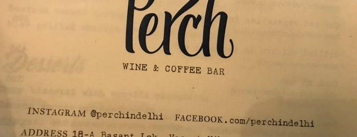 Perch is one of Lugares favoritos de Mahesh.