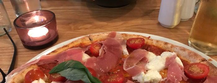 Nenno Pizza is one of สถานที่ที่ Xin ถูกใจ.