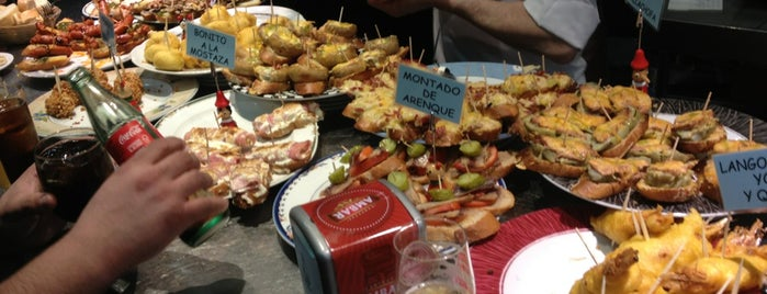 Bar Artigas is one of Tapeo.