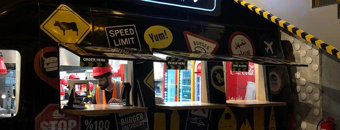 One Way Burger is one of Lugares guardados de Queen.