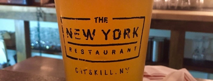 New York Restaurant is one of Andy 님이 저장한 장소.