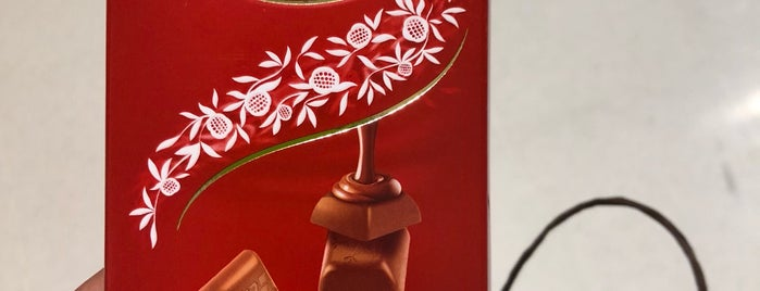 Lindt is one of Lugares favoritos de M..