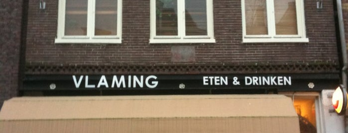 Vlaming eten & drinken is one of Amsterdam.