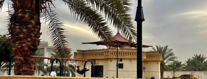 Al-Sahafa Park is one of สถานที่ที่บันทึกไว้ของ Queen.