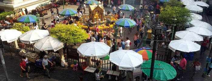 Erawan Shrine is one of Things To Do.