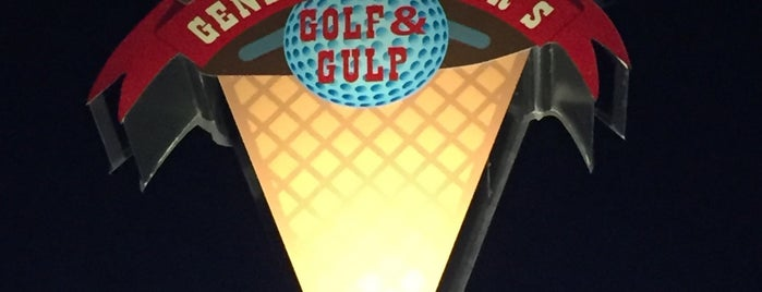 General Custers Golf And Gulp is one of School.