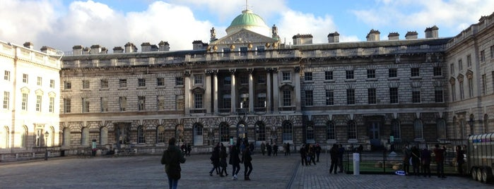 The Courtauld Gallery is one of london.