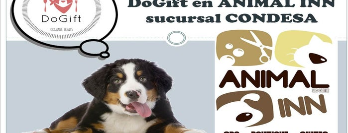 Animal Inn Center is one of Distribuidores DoGift.