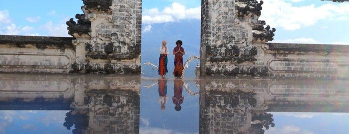 Pura Penataran Agung Lempuyang is one of путешествия.
