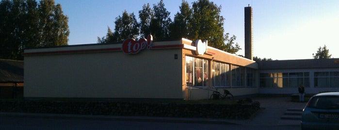 top! is one of Lielveikali Latvijā.