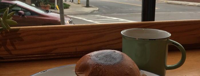 Kurzhals Coffee is one of สถานที่ที่ Mark ถูกใจ.