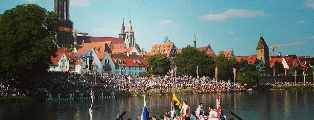 Ulm is one of Lugares favoritos de Elena.