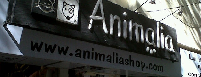 Animalia is one of Orte, die Sandybelle gefallen.