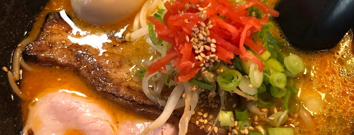 Totemo Ramen is one of Stockholm.