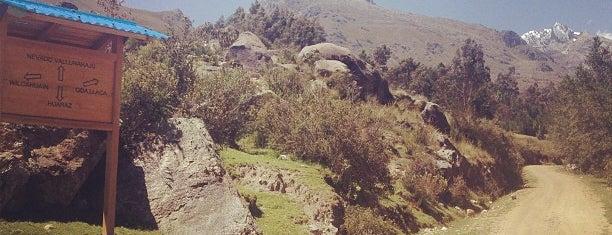 Wilkawain is one of Perú 02.