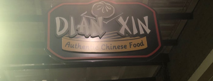 Dian Xin is one of Nola.