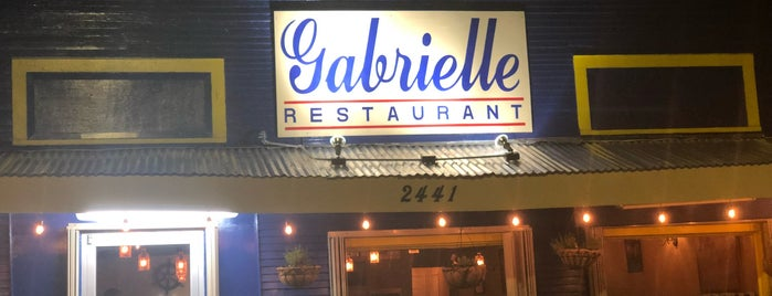 Gabrielle Restaurant is one of New Orleans TODO.
