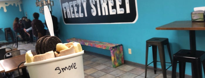 Freezy Street is one of N'awlins Newbie.