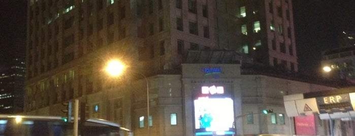 Bugis Junction Towers is one of Singapore.