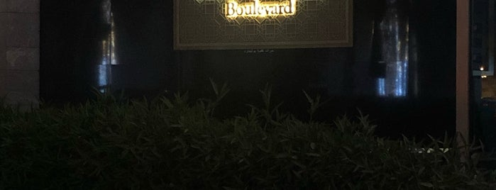 Grand Cafe Boulevard is one of Dubai, UAE.