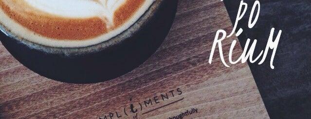 Temporium is one of Coffee Must TryZ.