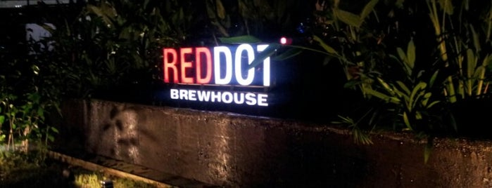 RedDot BrewHouse is one of Singapore To-Do.