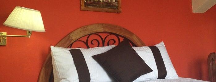 Hotel Mision Argento is one of สถานที่ที่ Jorge ถูกใจ.