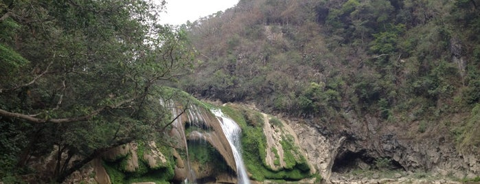 Cascadas de Micos is one of Orte, die Angeles gefallen.