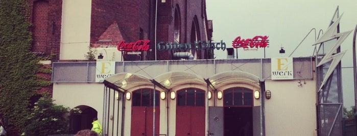 E-Werk is one of Köln.