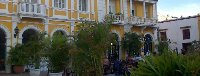 Restaurante San Pedro is one of Cartagena.