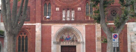 Chiesa di San Marco is one of Milano, Repubblica Italiana.