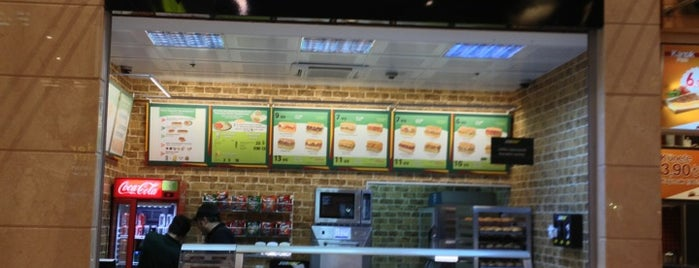 Subway is one of Posti che sono piaciuti a Yavuz.