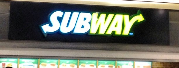 Subway is one of Loveat💞.