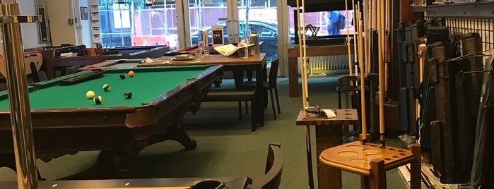 Blatt Billiards is one of NYC Best Shops.