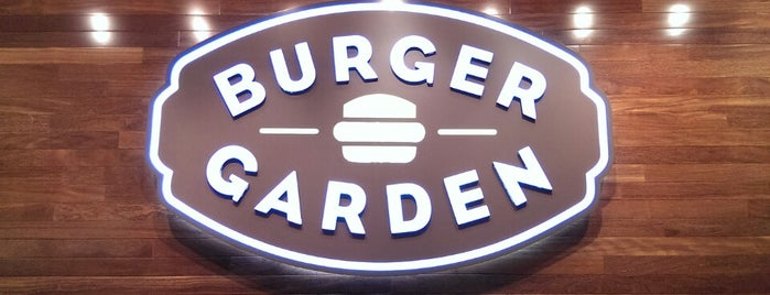 Burger Garden is one of To be visited soon.