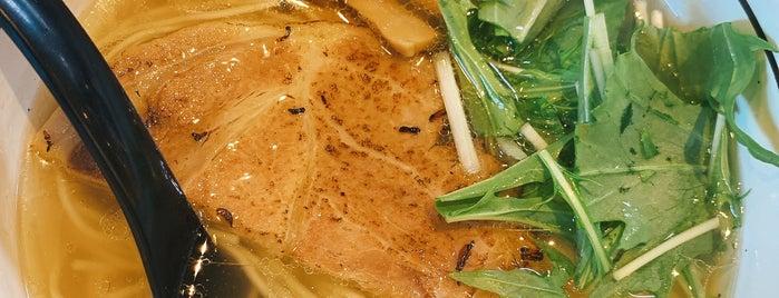 麺屋 焔 is one of Hide 님이 저장한 장소.