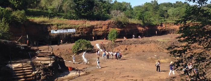 Minas de Wanda is one of Foz do Iguaçu.