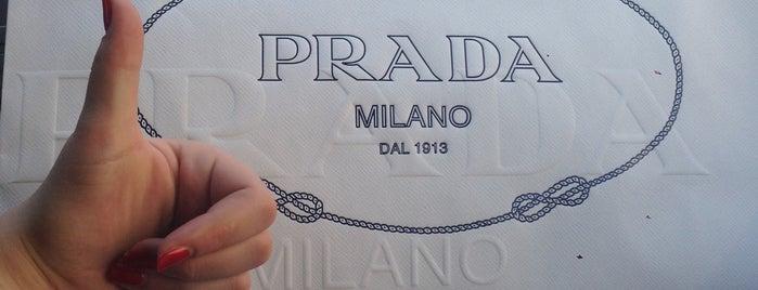 Prada is one of Дмитрийさんの保存済みスポット.