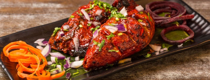 Tikka Indian Grill is one of Williamsburg Weekday Favs.