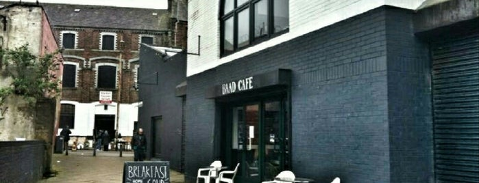 BAaD Cafe is one of Scotland.