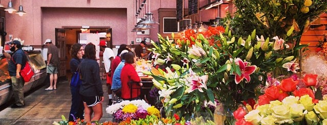 Eastern Market is one of Bikabout Washington.