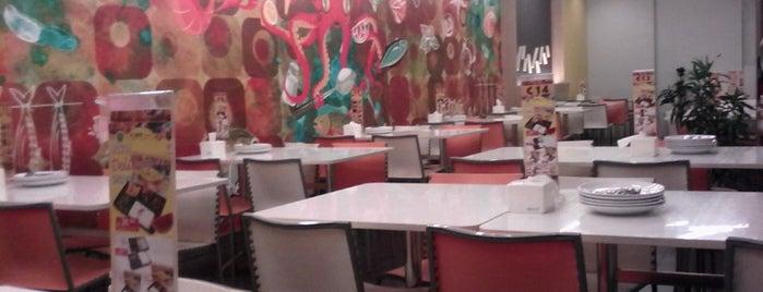 D'Cost Bekasi Square is one of Kuliner Bekasi.