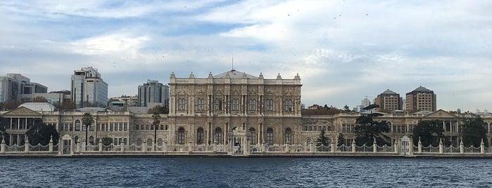 Beylerbeyi Sarayı is one of Istanbul, Turkey.