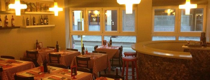 Pane & Vino is one of Restaurants Gent.