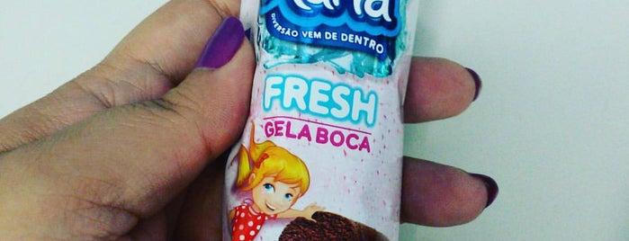 Bela Café is one of สถานที่ที่บันทึกไว้ของ Debora.