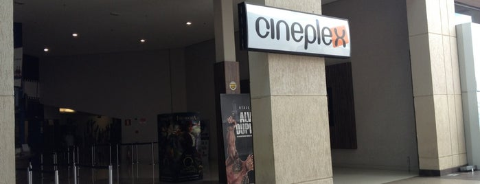 Cineplex Cinemas is one of Robsonさんの保存済みスポット.